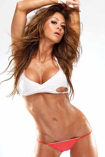 Great Fitness Model