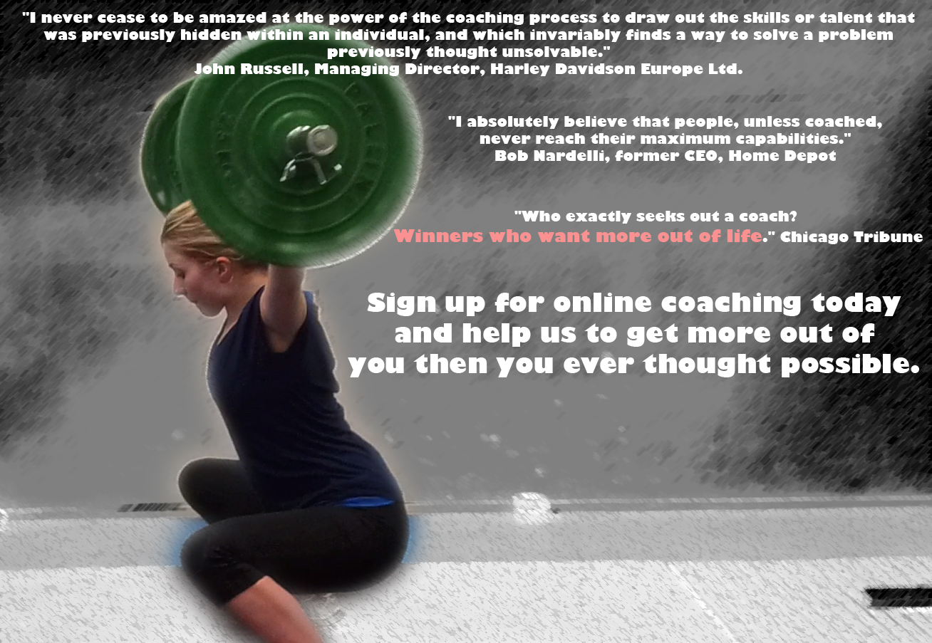 Online Coaching | Cast Iron Strength