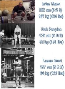 deadlift stance comparison