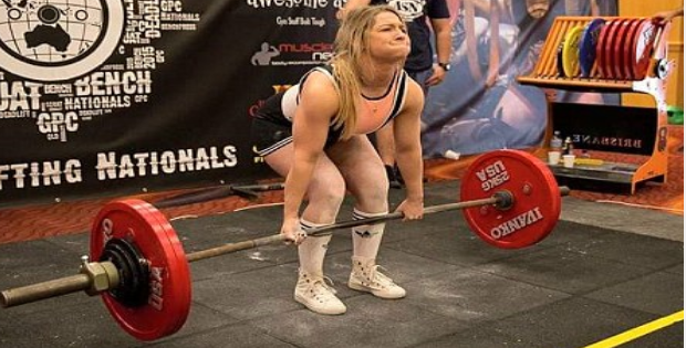 Deliberate practice for powerlifting – Why just showing up