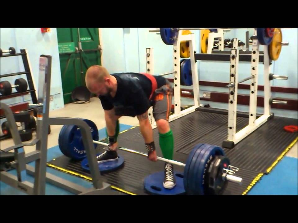 Training Your Deadlift If You Have Poor Technique How To Get