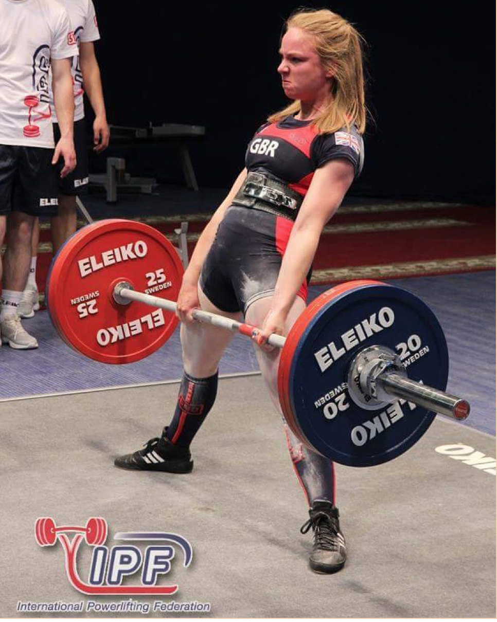 programming considerations for the female powerlifter