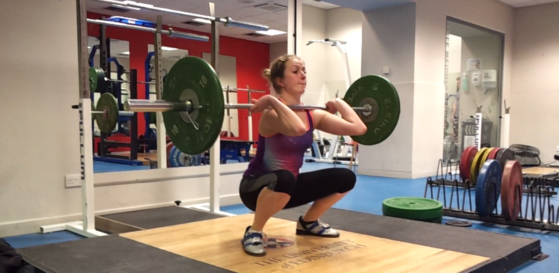 The Russian Squat Routine Cast Iron Strength