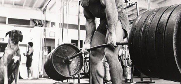 The Cast Iron Strength 8 Week Deadlift Cure Is It Possible To Get